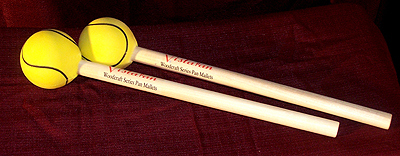 woodcraft series bass mallets SteelDrums